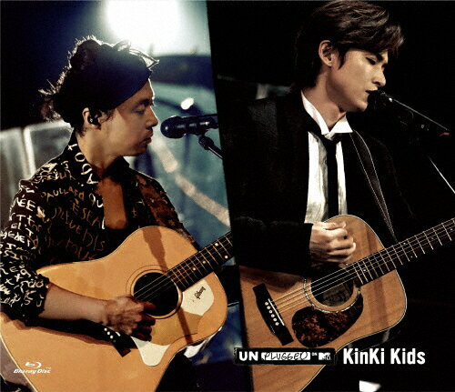 【送料無料】[先着特典付]MTV Unplugged:KinKi Kids【Blu-ray】/KinKi Kids[Blu-ray]【返品種別A】