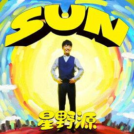 SUN/星野源[CD]通常盤【返品種別A】