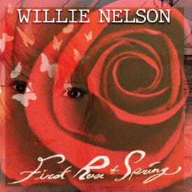 [枚数限定][限定]FIRST ROSE OF SPRING【輸入盤】【アナログ盤】▼/WILLIE NELSON[ETC]【返品種別A】