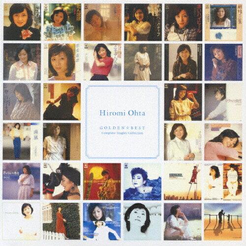 GOLDEN☆BEST/太田裕美 コンプリート・シングル・コレクション/太田裕美[CD]【返品種別A】