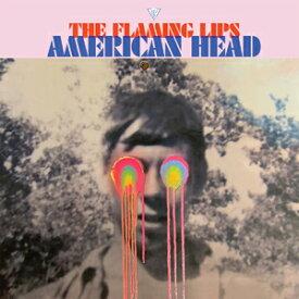 【送料無料】AMERICAN HEAD【輸入盤】【アナログ盤】▼/THE FLAMING LIPS[ETC]【返品種別A】