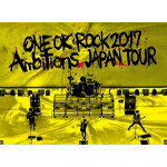 "【送料無料】ONE OK ROCK 2017 ""Ambitions"" JAPAN TOUR【DVD】/ONE OK ROCK[DVD]【返品種別A】"