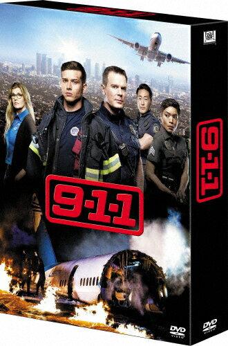 【送料無料】9-1-1 LA救命最前線 DVDコレクターズBOX/コニー・ブリットン[DVD]【返品種別A】