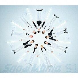 【送料無料】[先着特典付]Snow Mania S1(通常盤)[初回仕様]/Snow Man[CD]【返品種別A】