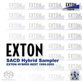 エクストン・SACD・ハイブリッド・サンプラー-エクストン・ハイブリッド・ベスト〈1999-2005〉-/オムニバス(クラシック)[HybridCD]【返品種別A】