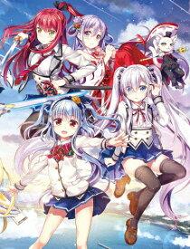 【送料無料】[先着特典付/初回仕様]Z/X Code reunion Blu-ray BOX2/アニメーション[Blu-ray]【返品種別A】