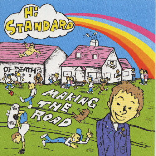 MAKING THE ROAD/Hi-STANDARD[CD]【返品種別A】