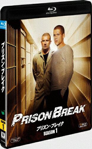 【送料無料】プリズン・ブレイク シーズン1<SEASONS ブルーレイ・ボックス>/ウェントワース・ミラー[Blu-ray]【返品種別A】