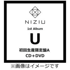【送料無料】[限定盤]U(初回生産限定盤A)/NiziU[CD+DVD]【返品種別A】