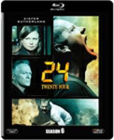 【送料無料】24-TWENTY FOUR- シーズン6<SEASONSブルーレイ・ボックス>/キーファー・サザーランド[Blu-ray]【返品種別A】