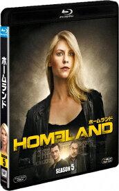 【送料無料】HOMELAND/ホームランド シーズン5<SEASONSブルーレイ・ボックス>/クレア・デインズ[Blu-ray]【返品種別A】