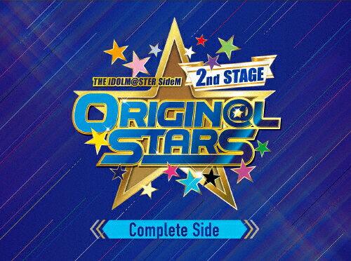 【送料無料】[枚数限定][限定版]THE IDOLM@STER SideM 2nd STAGE 〜ORIGIN@L STARS〜 Live Blu-ray【Complete Side】/アイドルマスターSideM[Blu-ray]【返品種別A】