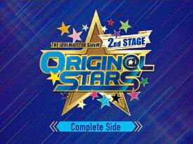 【送料無料】[限定版]THE IDOLM@STER SideM 2nd STAGE 〜ORIGIN@L STARS〜 Live Blu-ray【Complete Side】【2019年12月アンコールプレス】/アイドルマスターSideM[Blu-ray]【返品種別A】