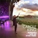 【送料無料】TAPESTRY:LIVE AT HYDE PARK(CD+BLU-RAY)【輸入盤】▼/CAROLE KING[CD+Blu-ray]【返品種別A...
