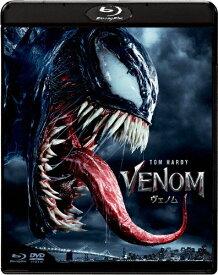 【送料無料】ヴェノム ブルーレイ&DVDセット/トム・ハーディ[Blu-ray]【返品種別A】