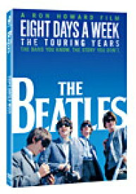 【送料無料】ザ・ビートルズ EIGHT DAYS A WEEK -The Touring Years DVD スタンダード・エディション/ザ・ビートルズ[DVD]【返品種別A】