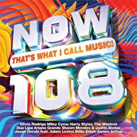 【送料無料】NOW 108 : THAT'S WHAT I CALL MUSIC 【輸入盤】▼/VARIOUS[CD]【返品種別A】