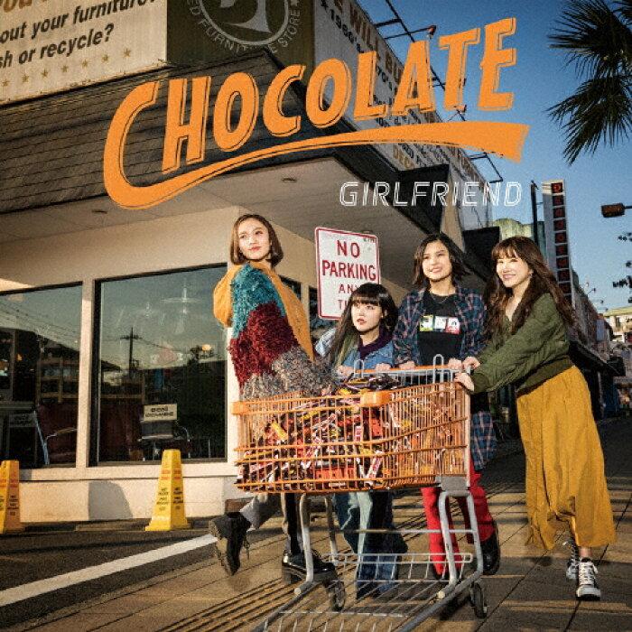 【送料無料】CHOCOLATE(DVD付)/GIRLFRIEND[CD+DVD]【返品種別A】
