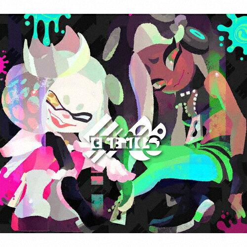 【送料無料】[限定盤]SPLATOON2 ORIGINAL SOUNDTRACK -Octotune-(初回生産限定盤)/ゲーム・ミュージック[CD+Blu-ray]【返品種別A】
