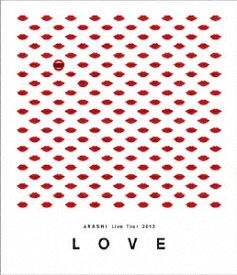 "【送料無料】ARASHI Live Tour 2013""LOVE""【Blu-ray】/嵐[Blu-ray]【返品種別A】"