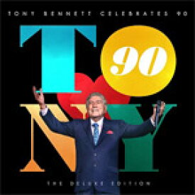 【送料無料】TONY BENNETT CELEBRATES 90:THE DELUXE EDITION【輸入盤】▼/TONY BENNETT[CD]【返品種別A】
