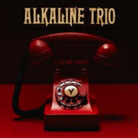IS THIS THING CURSED?【輸入盤】/ALKALINE TRIO[CD]【返品種別A】