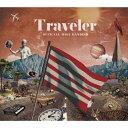 【送料無料】[限定盤][初回仕様]Traveler【初回限定盤LIVE DVD盤】/Official髭男dism[CD+DVD]【返品種別A】