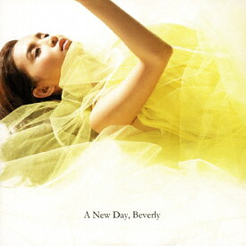 A New Day(DVD付)/Beverly[CD+DVD]【返品種別A】
