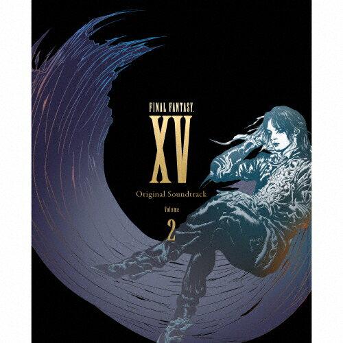 【送料無料】FINAL FANTASY XV Original Soundtrack Volume2(Blu-ray Disc Music)/ゲーム・ミュージック[Blu-ray]【返品種別A】
