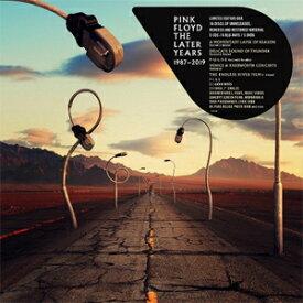 【送料無料】[枚数限定][限定盤]THE LATER YEARS 1987-2019(BOX SET)【輸入盤】▼/PINK FLOYD[CD]【返品種別A】