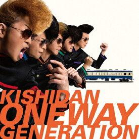 【送料無料】Oneway Generation/氣志團[CD]【返品種別A】