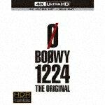 【送料無料】[枚数限定][限定版]1224 -THE ORIGINAL-【ULTRA HD+Blu-ray】/BOΦWY[Blu-ray]【返品種別A】