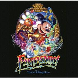 東京ディズニーシー ファンタズミック!/ディズニー[CD]【返品種別A】