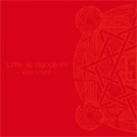 LIVE AT BUDOKAN〜RED NIGHT〜/BABYMETAL[CD]通常盤【返品種別A】