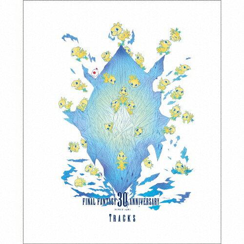 【送料無料】FINAL FANTASY 30th Anniversary Tracks 1987-2017【映像付サントラ/Blu-ray Disc Music】/ゲーム・ミュージック[CD]【返品種別A】