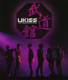 【送料無料】LIVE IN BUDOKAN/U-KISS[Blu-ray]【返品種別A】