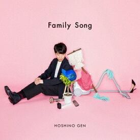 Family Song(通常盤)/星野源[CD]【返品種別A】