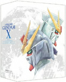 【送料無料】[限定版]機動新世紀ガンダムX Blu-rayメモリアルボックス/アニメーション[Blu-ray]【返品種別A】