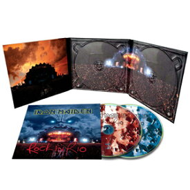 ROCK IN RIO [REMASTERED EDITION]【輸入盤】▼/IRON MAIDEN[CD]【返品種別A】