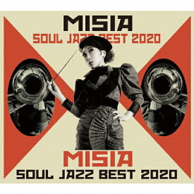 【送料無料】[限定盤]MISIA SOUL JAZZ BEST 2020(初回生産限定盤A)/MISIA[CD+Blu-ray]【返品種別A】