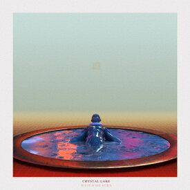 WATCH ME BURN/Crystal Lake[CD+DVD]【返品種別A】