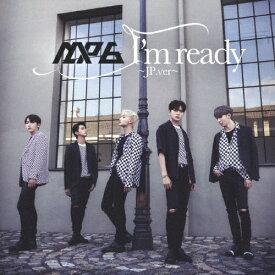 [限定盤]I'm ready〜JP.ver〜(初回限定盤B)/MAP6[CD+DVD]【返品種別A】