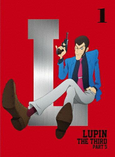 【送料無料】[先着特典付]ルパン三世 PART5 Vol.1【Blu-ray】/アニメーション[Blu-ray]【返品種別A】