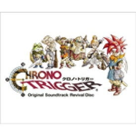 【送料無料】Chrono Trigger Original Soundtrack Revival Disc(Blu-ray Disc Music)/光田康典[Blu-ray]【返品種別A】