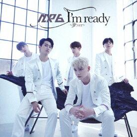 [限定盤]I'm ready〜JP.ver〜(初回限定盤A)/MAP6[CD+DVD]【返品種別A】