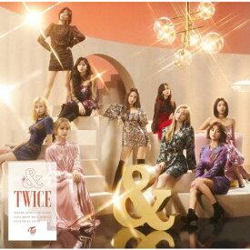 【送料無料】[枚数限定]&TWICE/TWICE[CD]通常盤【返品種別A】