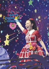 "【送料無料】[限定版]Pre 40th Anniversary Seiko Matsuda Concert Tour 2019""Seiko's Singles Collection""(初回限定盤)/松田聖子[Blu-ray]【返品種別A】"