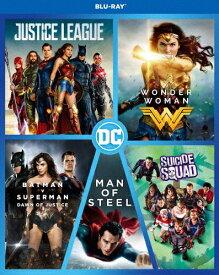 【送料無料】[限定版]【初回仕様】DC 5フィルムコレクション/ウィル・スミス[Blu-ray]【返品種別A】