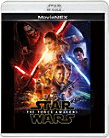 【送料無料】スター・ウォーズ/フォースの覚醒 MovieNEX【通常版】[2Blu-ray&DVD]/ハリソン・フォード[Blu-ray]【返品種別A】