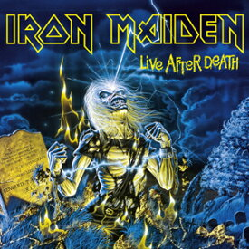 LIVE AFTER DEATH [REMASTERED EDITION]【輸入盤】▼/IRON MAIDEN[CD]【返品種別A】